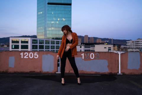 Urban Fotoshooting bei Lisa Lüthi Photography