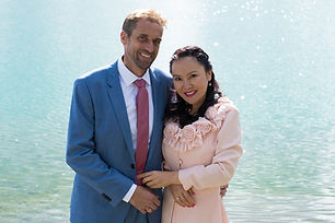Hochzeit in der Schifflände Hallwilersee