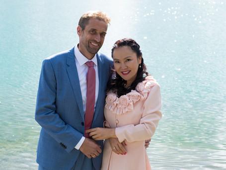 Hochzeit von Ting & Stephan  -  9. September 2019