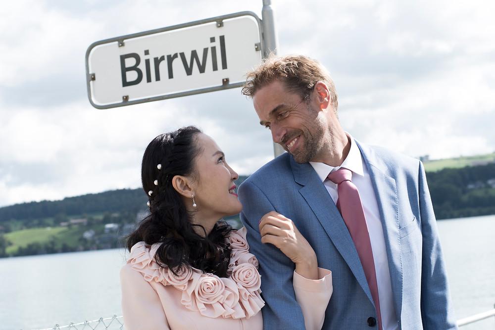 Hochzeit im Hotel Restaurant Schifflände