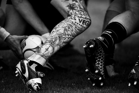 Sport Fotoshooting bei Lisa Lüthi Photography