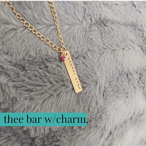 Birthstone Bar