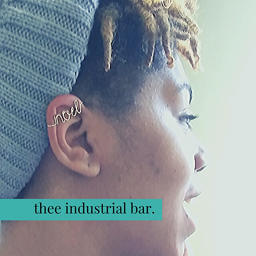 Thee Industrial Bar