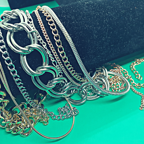 Sample Jewelry Box