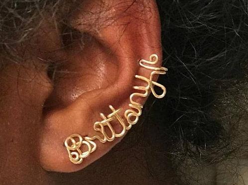 Thee Ear Cuff