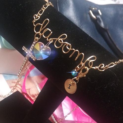 Thee Jewel Drunkie Necklace