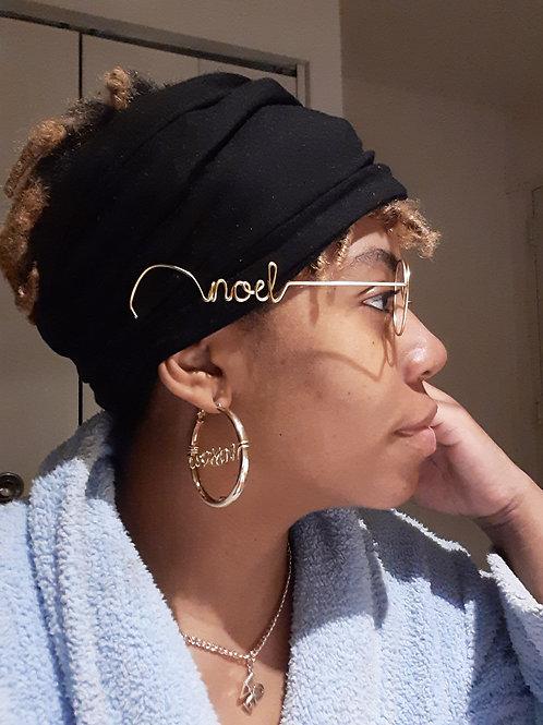 Custom Name Glasses