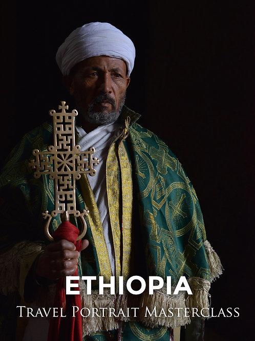 Ethiopia Travel Portrait Masterclass (Deposit)