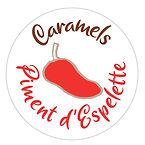 Le caramel français Piment d'Espelette