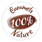 Le caramel français 100% nature