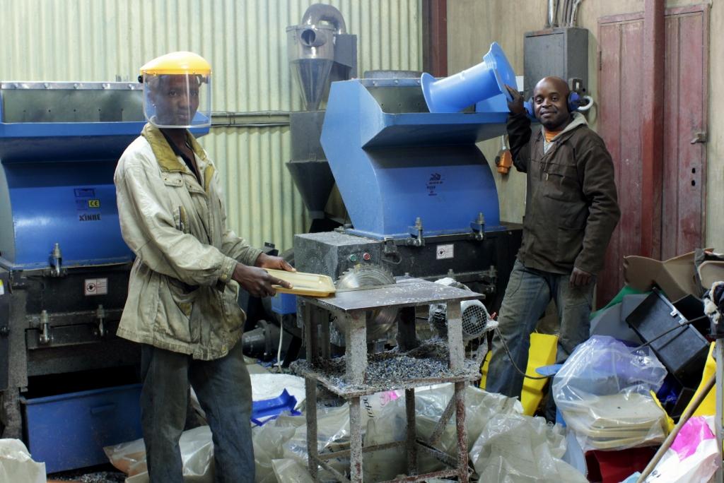 Recycling, enviro friendly company