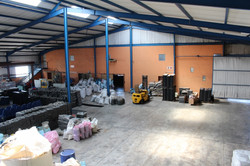 Large warehouse facility