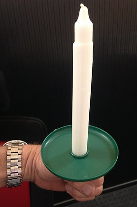 Candle wax protector 14 mm candle