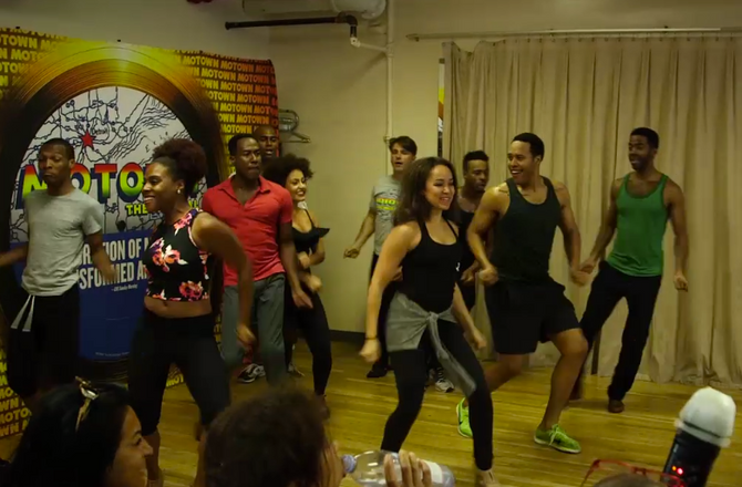 Get Ready and Preview MOTOWN's Broadway Return!