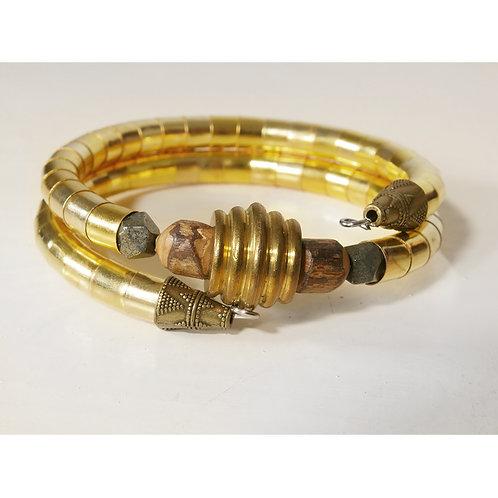 Antique Gold Armlet