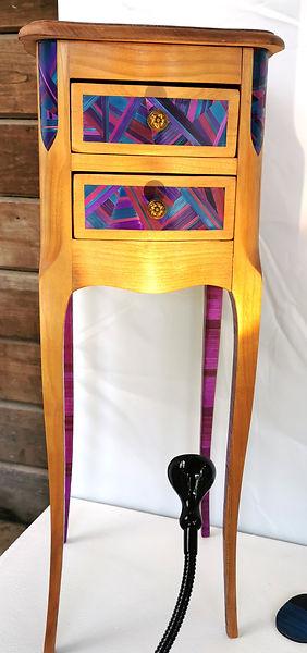 S.Bretaudeau Customisation marqueterie de paille / Straw marquetry.jpg