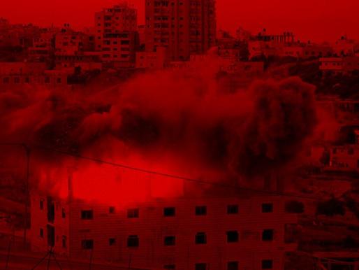 ISRAEL ARRASA 70 VIVIENDAS PALESTINAS EN UM BAIRRO DE JERUSALÉM ESTE