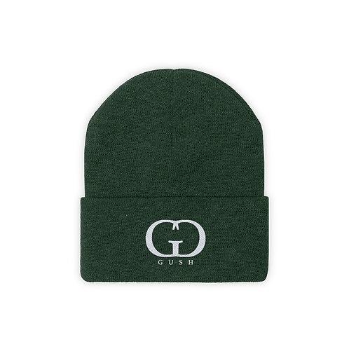"""GUSH """"G"""" - Knit Beanie"""