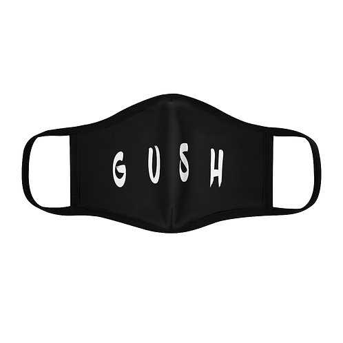 GUSH Fitted Polyester Face Mask