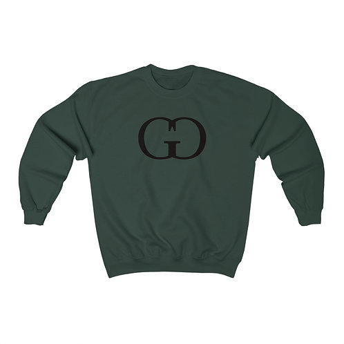GUSH - Unisex Heavy Blend™ Crewneck Sweatshirt