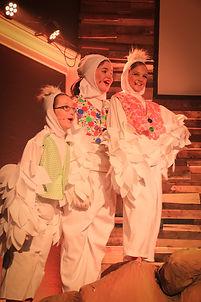 The Little Mermaid Jr BAPAC Seagulls