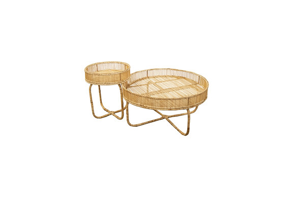 NATURA COFFEE TABLE SET
