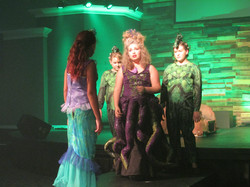 Little Mermaid Jr Bapacasting