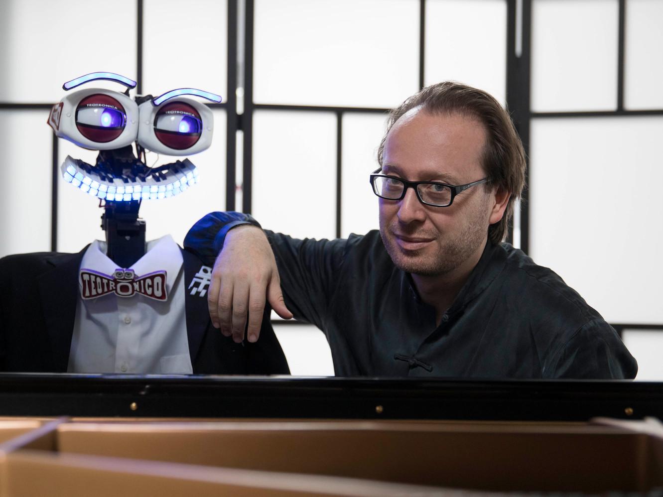 Roberto Prosseda & Teotronico