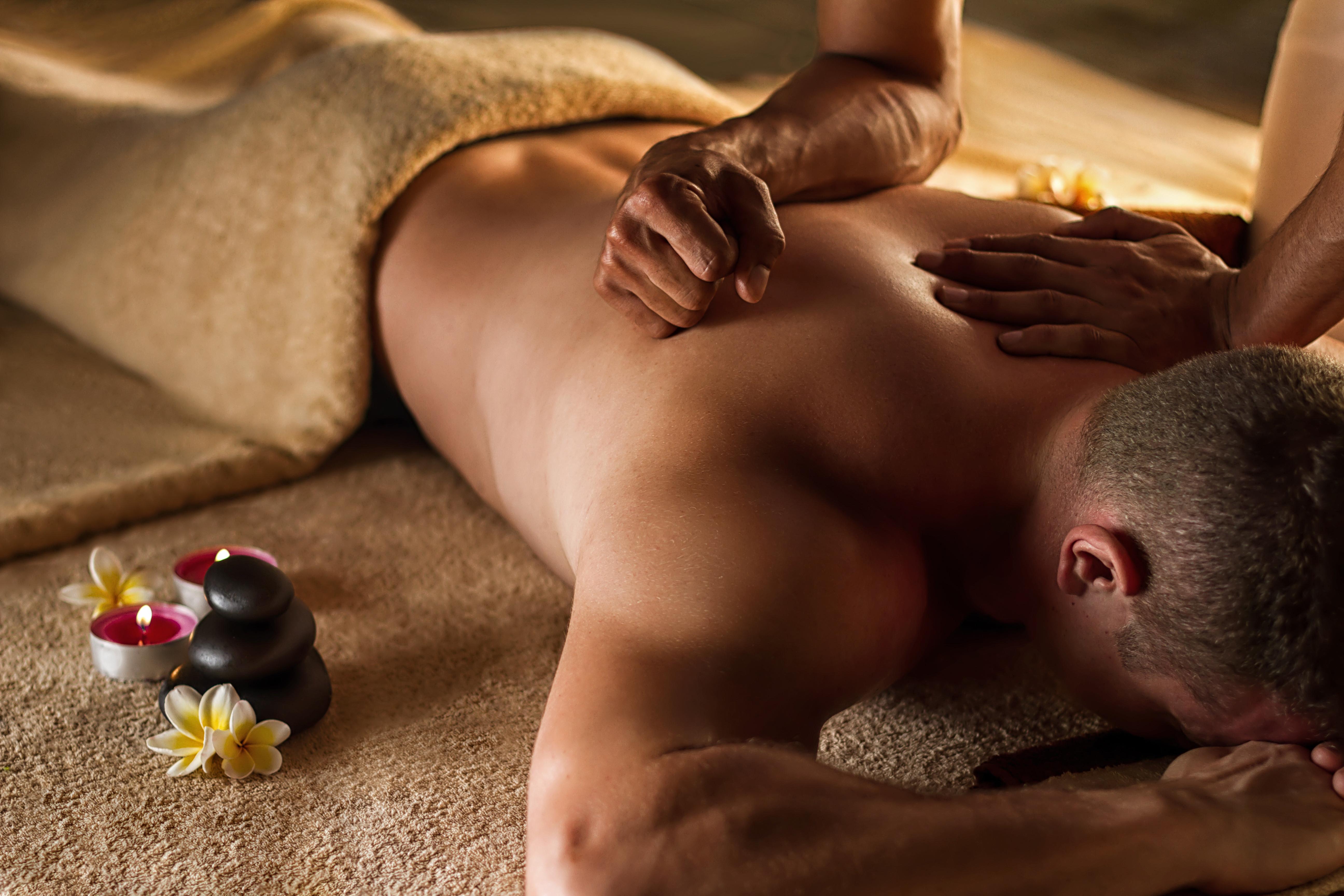 Massage Deep Sportif