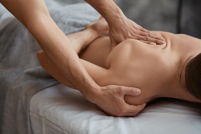 La massothérapie du dos
