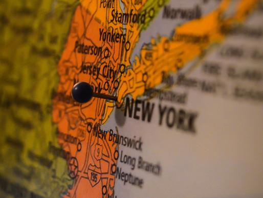 New York City, uma cidade do passado, presente e futuro.