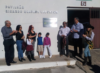 Sindicato Rural inaugura Pavilhão Pró-Genética na Expomontes