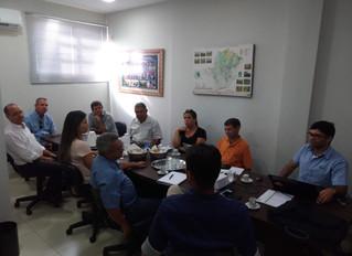 Entidades se reúnem para discutir ações do Palmas para Minas