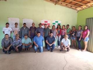 Em Itacambira, produtores fazem diagnóstico da atividade rural