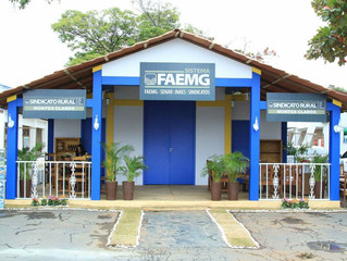 Estande do Sistema FAEMG foi sucesso em Montes Claros