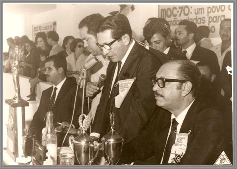 Discurso de abertura da Exposição Agropecuária de Montes Claros em 3 de julho de 1970