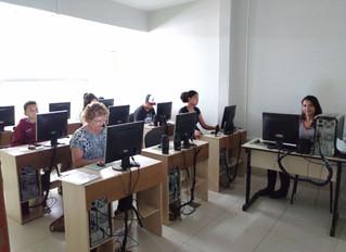 Inscrições abertas para curso gratuito de inclusão digital