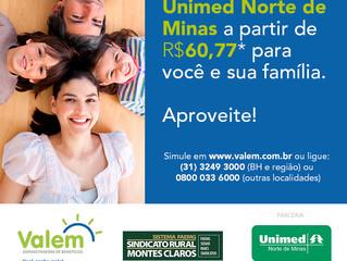 Planos de saúde Unimed Norte de Minas