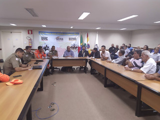 Produtores apresentam demandas ao secretário de segurança pública