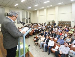 Associados comemoram o cinquentenário do Sindicato Rural