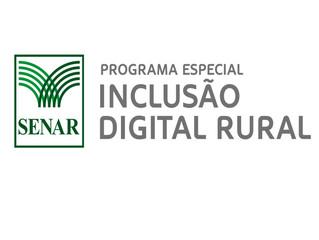 Programa de Inclusão Digital Rural traz benefícios para a região