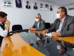 Presidente do Sindicato Rural de Montes Claros se reúne com Ministro Ricardo Salles