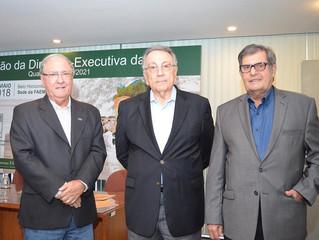 CNA e FAEMG promovem encontro de Federações do Sudeste