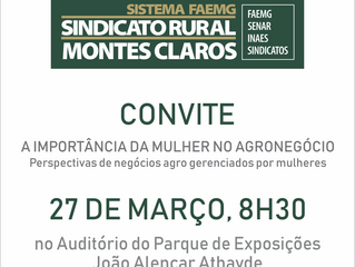 Sindicato promove evento para mulheres do campo