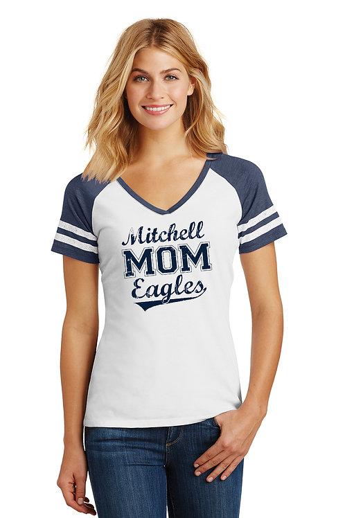 Mom's V-Neck