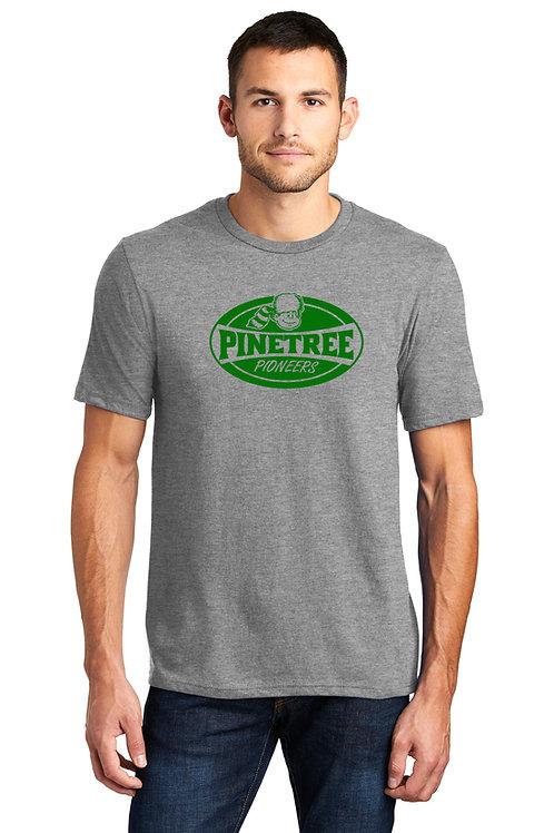 Men's Heather Grey T-Shirt
