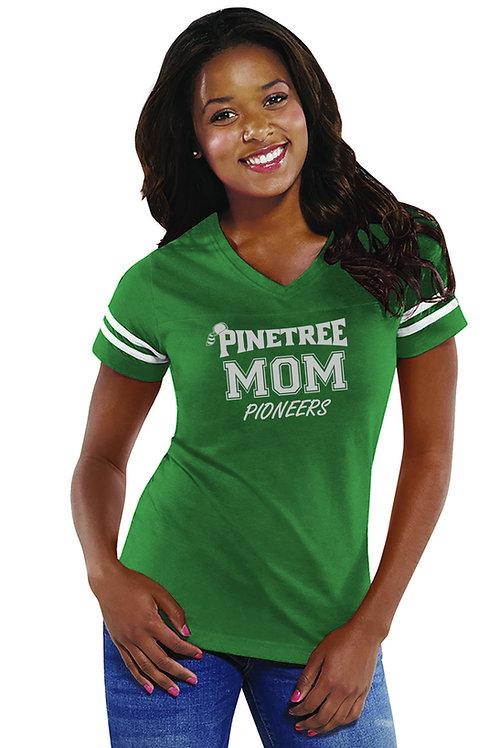 Ladies Mom V-Neck