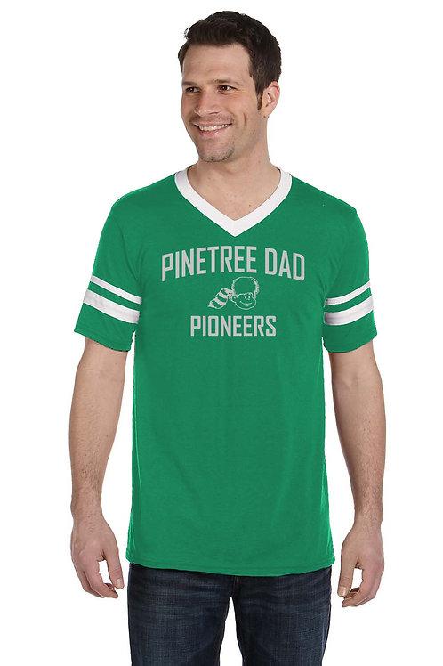 Men's Dad V-Neck Shirt