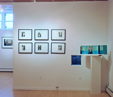 Installation, Letters and Unbound Book I