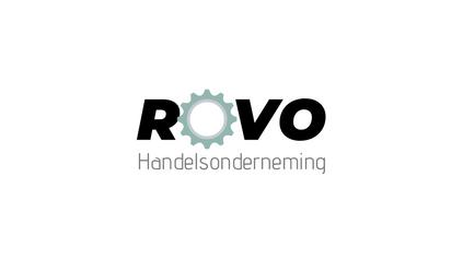 Een nieuwe huisstijl voor ROVO Handelsonderneming
